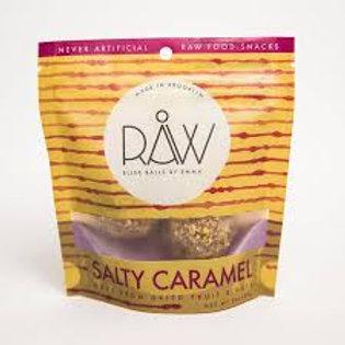 Raw Bliss Balls - Salty Caramel