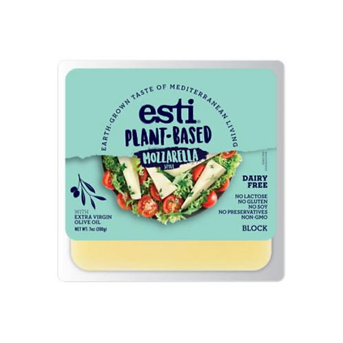 Esti Plant-Based Mozzarella Style Cheese