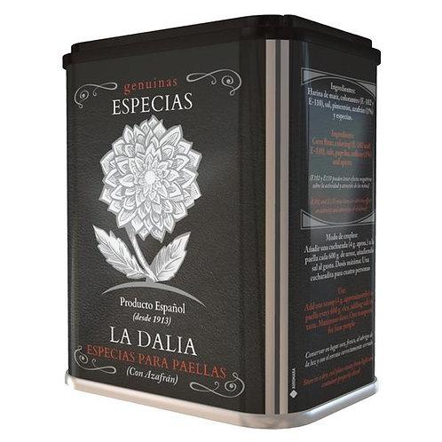 La Dalia Paella Spices with Saffron