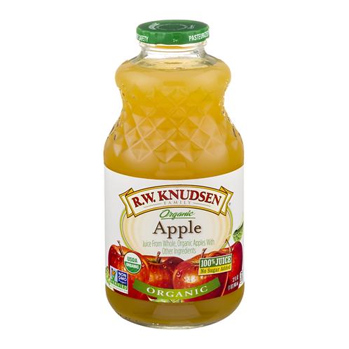 R.W. Knudsen Family Organic Apple Juice