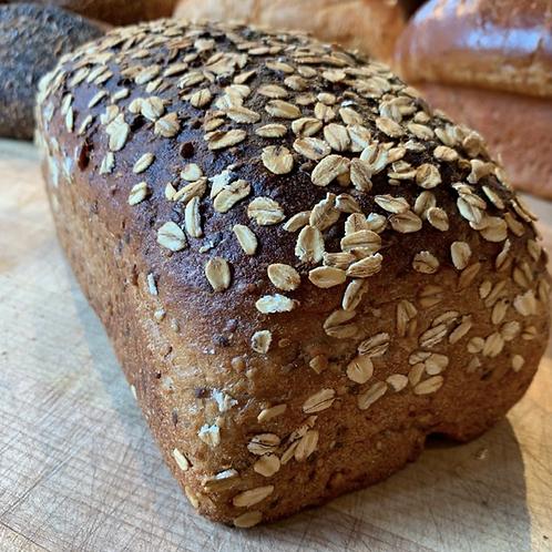 Multi Grain 1/2  Loaf  (Pain D'Avignon, sliced & bagged), pre-order
