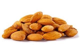 100% Organic Almonds; Raw