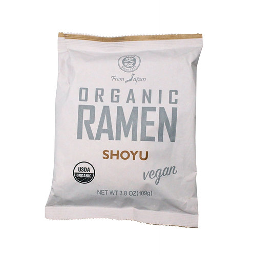 Organic Ramen - Shoyu 3.8 oz