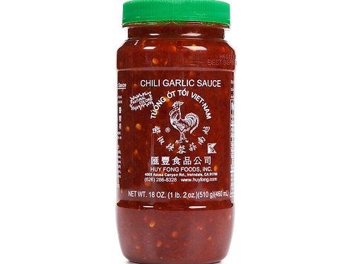 Fresh Chili Garlic Sauce