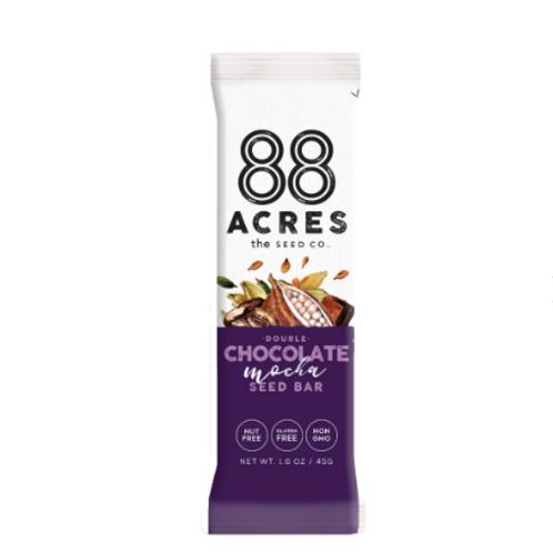88 Acres - Double Chocolate Mocha Seed Granola Bar