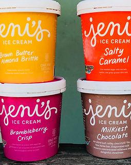 jeni's icecream north tisbury farm