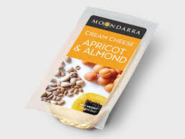 Moondarra Cream Cheese with Apricot and Almond