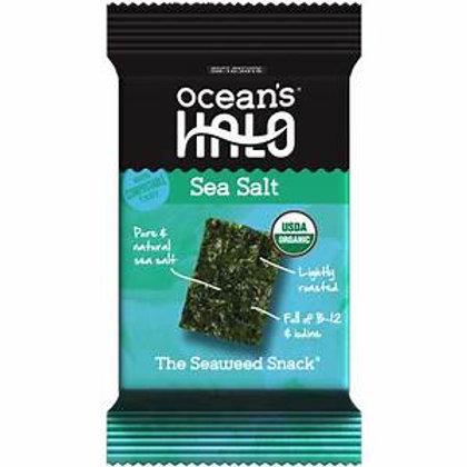 Sea Salt Seaweed Snack