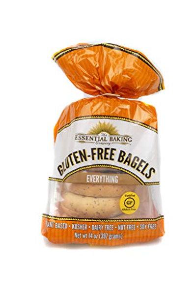 Gluten Free Everything Bagels