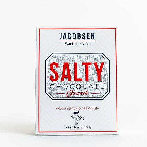 Jacobsen Salt Co - Salty Chocolate Caramels
