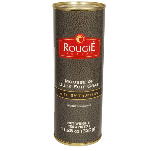 Rougie Mousse of Foie Gras with Truffles