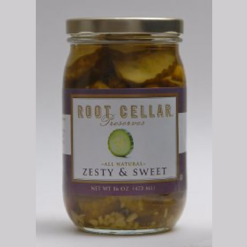 Root Cellar - Pickles Zesty Sweet Chips