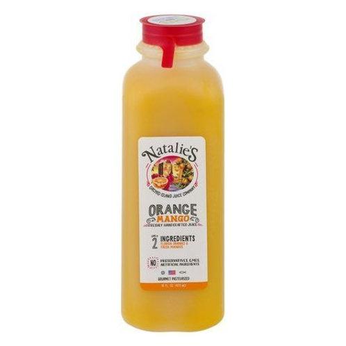 Natalies Orange Mango Juice - 16 oz