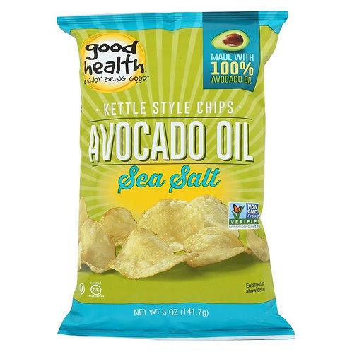 Good Health - Avocado Oil Sea Salt - 5oz