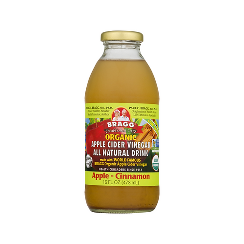 Bragg Organic Drink Apple Cider Vinegar