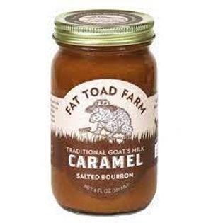 Fat Toad Farm Salted Bourbon Goat's Milk Caramel Sauce
