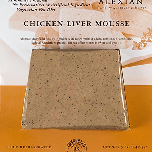 Alexian Chicken Liver Mousse