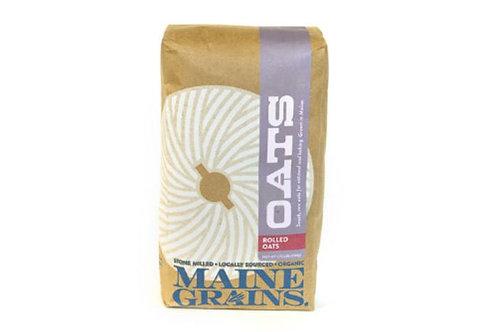 Maine Grains Rolled Oats - 1lb Bulk