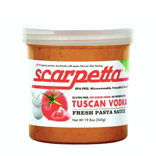 Scarpetta Tuscan Vodka Pasta Sauce