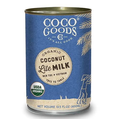 COCONUT MILK LITE ORGANIC