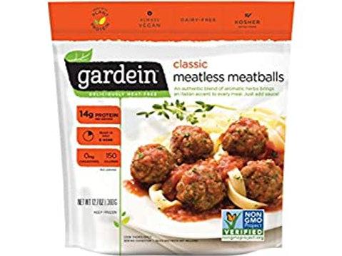 Gardein ClassicMeatless Meatballs - 12 oz