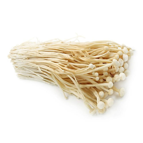 Enoki Mushroom - 3.5 oz