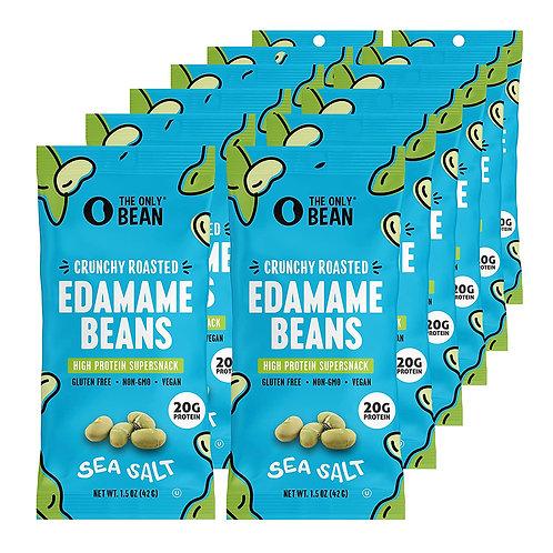 Crunchy Roasted Edamame Beans Supersnack