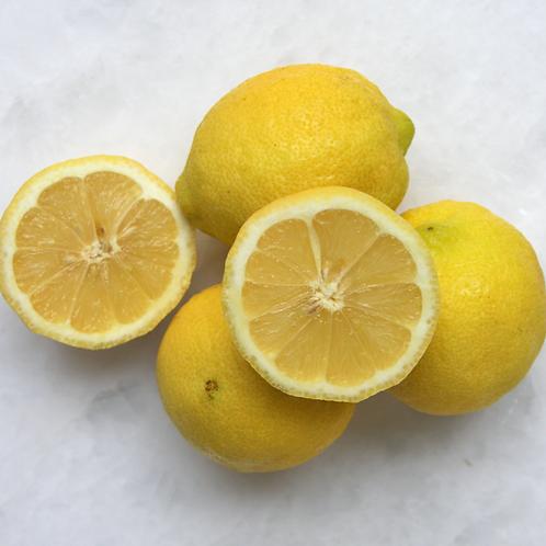 Lemon, Organic - each