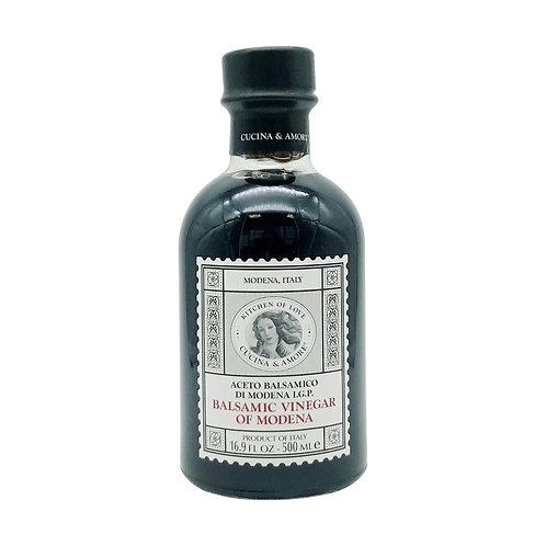 Cucina & Amore Premium Balsamic Vinegar 16.9 oz