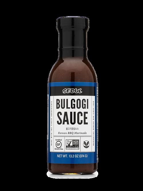 Bulgogi Sauce Korean BBQ Marinade 13.2 oz