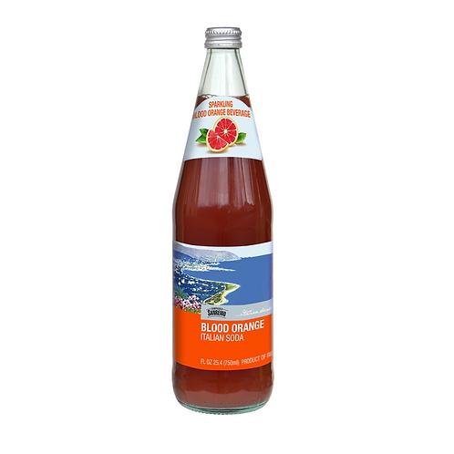 San Remo Sicilian Blood Orange Soda