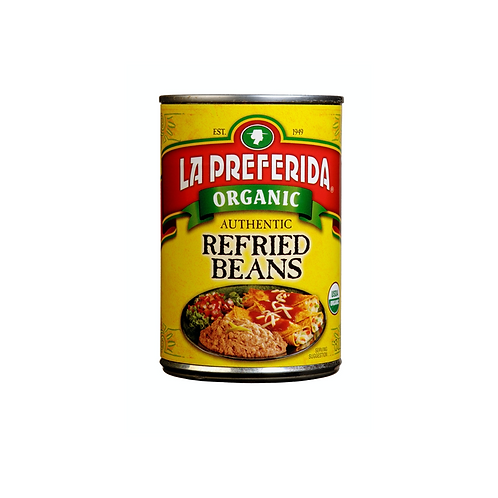 La Preferida Organic Authentic Refried Beans