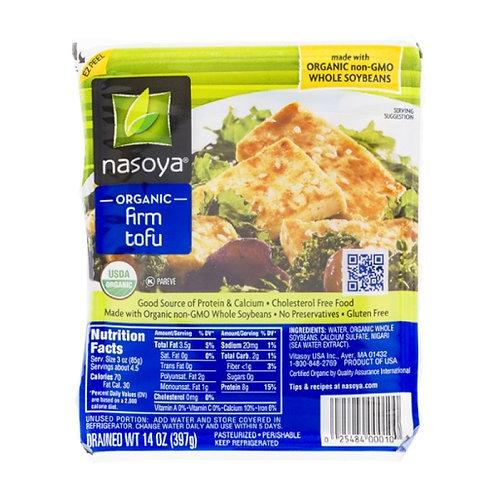 Nasoya Firm Organic Tofu - 14oz
