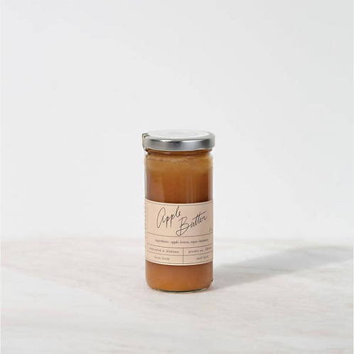 Stone Hollow Farmstead Apple Butter