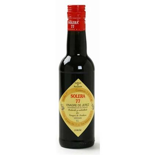 Solera 77 Vinagre De Jerez - Sherry Vinegar 375 ml
