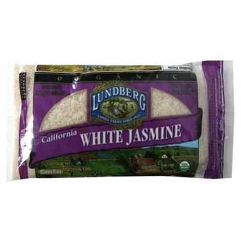 Jasmine White Rice California (Organic) - 2 Lbs
