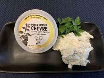 Nettle Meadow Chevre - Mixed Herbs