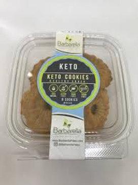 Cinnamon Cookies, Keto - 8 Pack