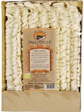 Tagliatelle, Organic