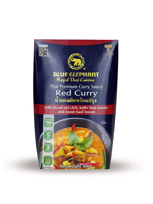 Blue Elephant Red Curry Sauce