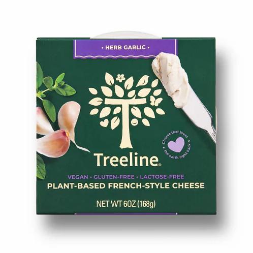 Treeline Vegan Herb Garlic French-Style Cheese