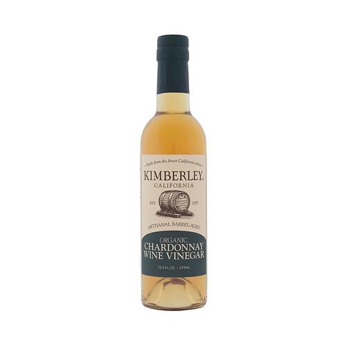 Chardonnay Wine Vinegar - Organic - 12.5 OZ Bottle