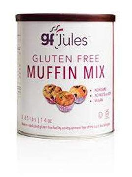 GF Jules Gluten Free Muffin Mix