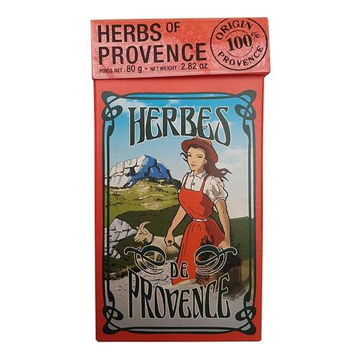 L'Ami Provencal Herbs de Provence in Gift Box