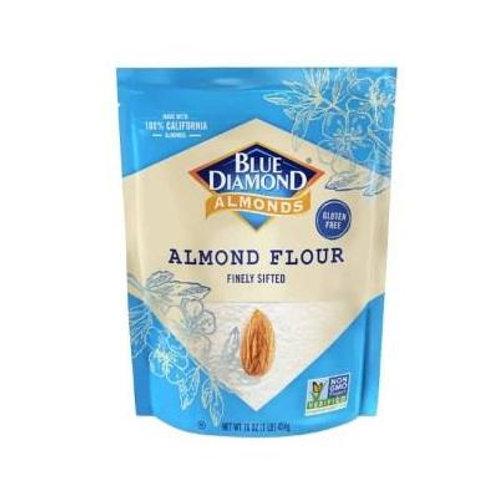 Blue Diamond - Gluten Free Almond Flour  16 oz