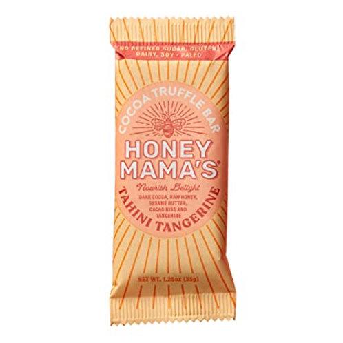 Honey Mama's Tahini Tangerine Cocoa Truffle Bar