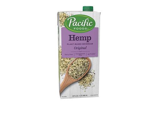 Pacific Foods Hemp Milk