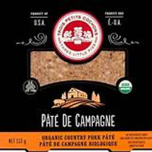 Organic Pate De Campagne
