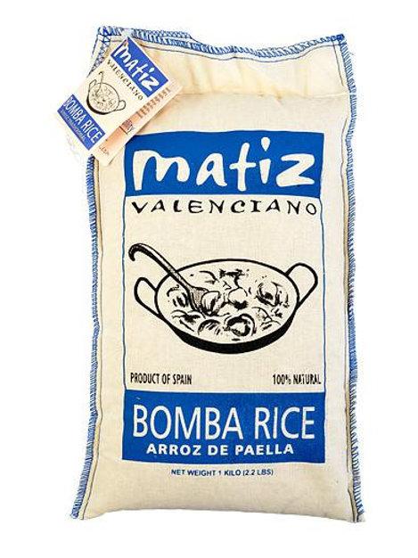 Matiz Valenciano Bomba Paella Rice