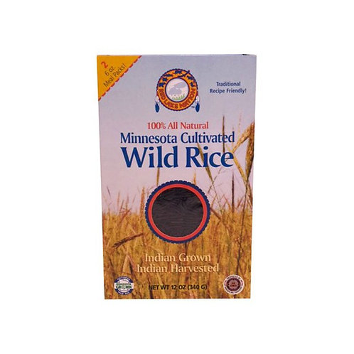 Wild Rice Cultivated Minnesota - 12 Oz